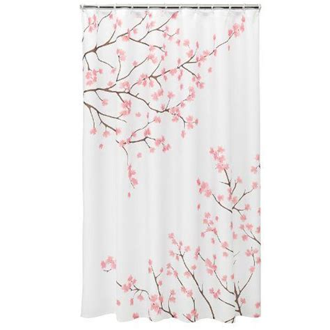 Cherry Blossom Curtains Cherry Blossom Shower Curtain 10 Handpicked Ideas To Discover In Home Decor Trees Beautiful