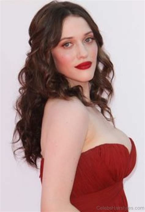 how to create kat dennings celebrity hairstyle on 2 broke girls 40 lovely hairstyles of kat dennings