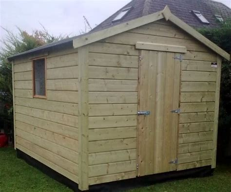 Wooden Sheds Ireland by Januari 2017 Shed Plans