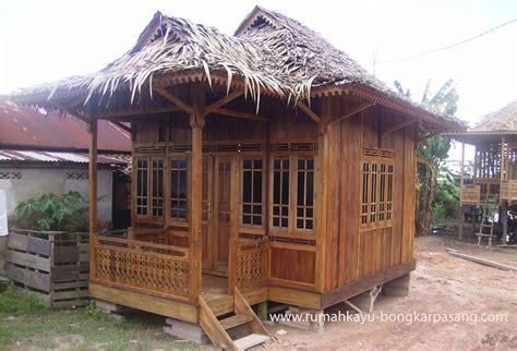 rumah kayu pasang siap desainrumahidcom