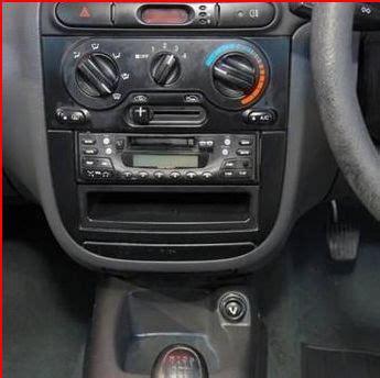 how to remove radio from a 2000 daewoo nubira daewoo lanos 1998 2002 aerpro