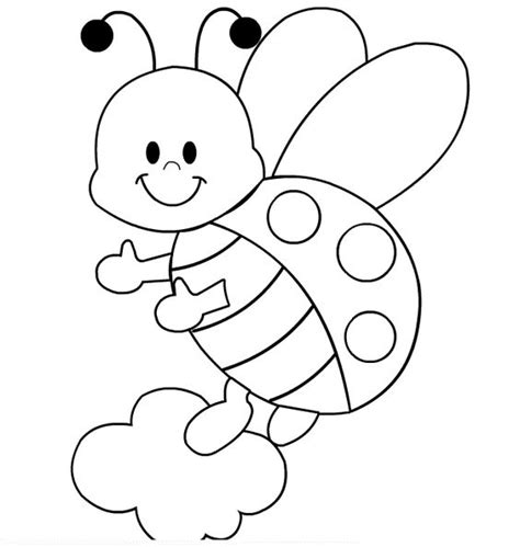 ladybug coloring pages for preschoolers ladybug coloring pages free printables coloring girls