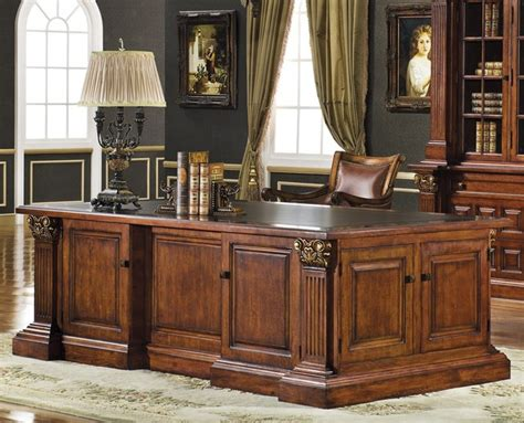 executive home office desk princeton executive desk traditional home office