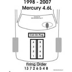 solved 2002 mercury grand marquis spark wire diagram fixya