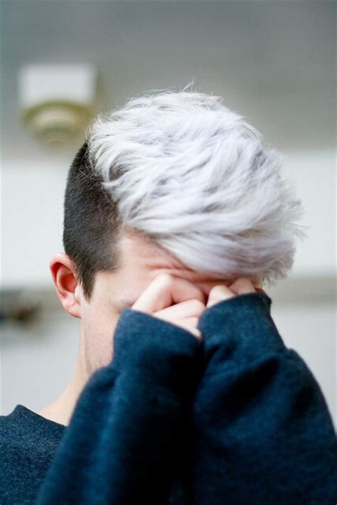 hair and boys hair color trends and ideas for men