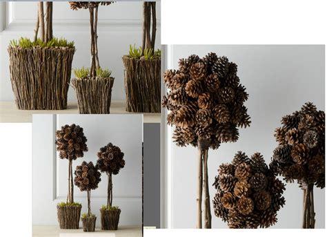 perennial passion pinecone christmas decor