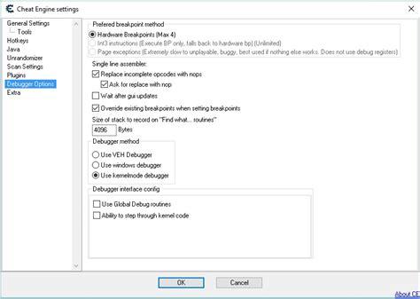 bluestacks failed to start engine cheat engine view topic bluestacks windows 10 setting
