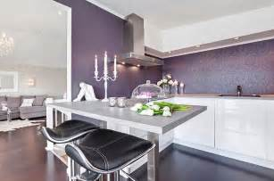 Kitchen Wallpaper Design Kitchen Wallpaper Ideas Wall Decor That Sticks