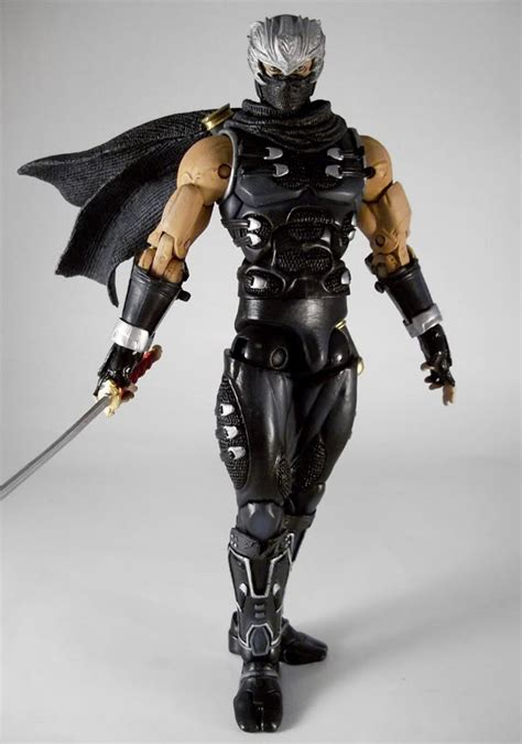 ryu hayabusa gaiden ii neca way of the rising sun pinte