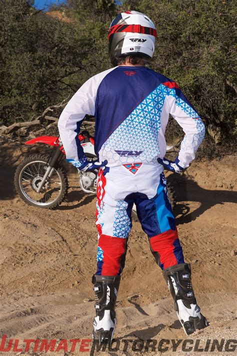 fly racing motocross gear fly racing kinetic trifecta mesh gear review
