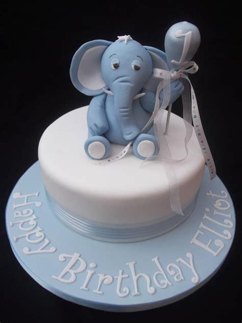 Elephant Cakes De Ion  Ee  Ideas Ee   Little  Ee  Birthday Ee   Cakes