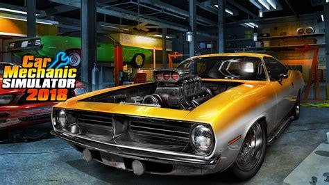 cars mechanic simulator 2018 car mechanic simulator 2018 only