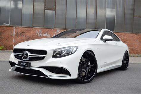 Mercedes S63 Coupe Mec Design Reveals New Mercedes S63 Amg Coupe Gtspirit