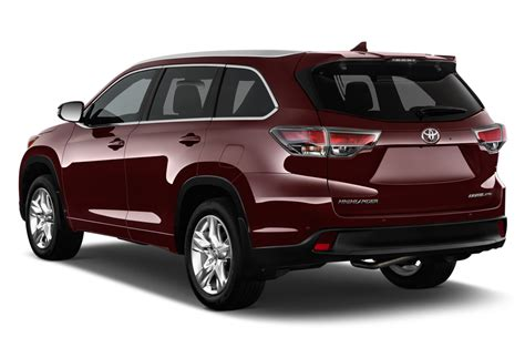 toyota highlander 2015 2015 toyota highlander hybrid reviews and rating motor trend