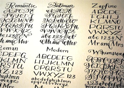 calligraphy lessons domestikatedlife