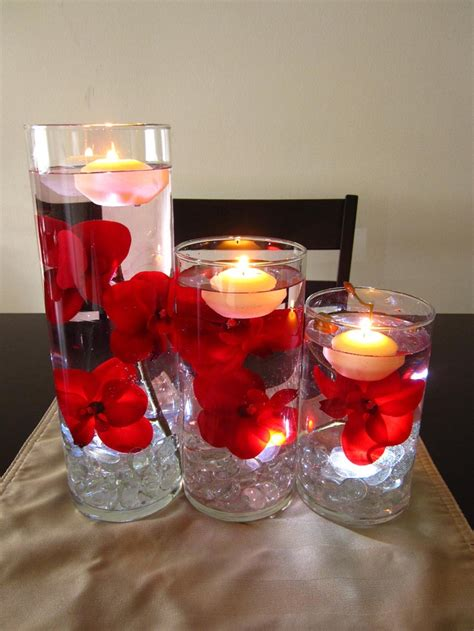 1000 images about romantic table setting in red gold