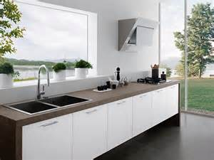 kitchen without wall cabinets modern kitchens without upper cabinets by treo