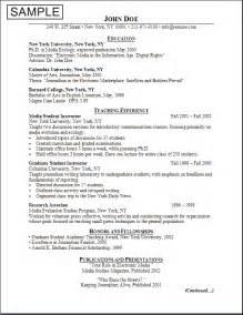 cv templates free ireland resume cv templates free