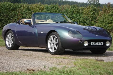 Tvr Griffith 2001 Tvr Griffith Exterior Pictures Cargurus