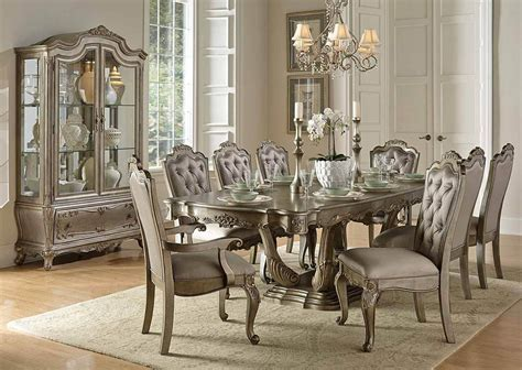 Classic Dining Room Furniture Florentina Classic Dining Table Set