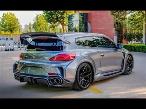 volkswagen scirocco r turbo vw scirocco 430r tuned by aspec ppv430r specification and