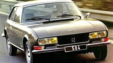 peugeot 504 coupe peugeot 504 coupe 1974 79
