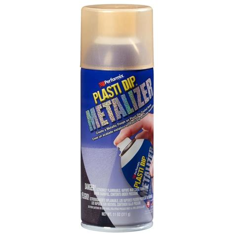 shop plasti dip gold metallic spray paint actual net contents 11 oz at lowes