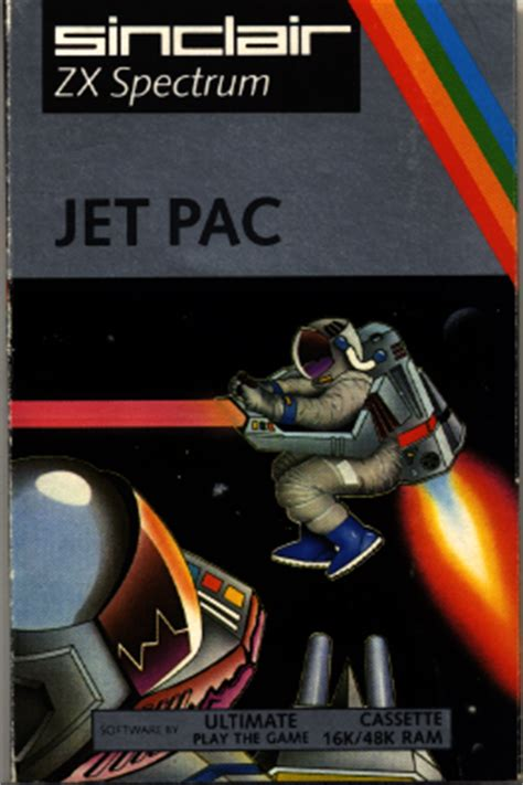 emuparadise zx spectrum jetpac 1983 ultimate rom