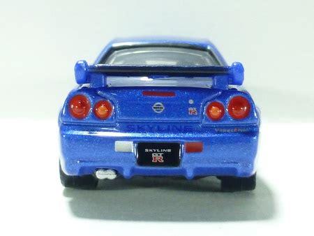 Tomica Premium Nismo R34 Gtr No 01 tomica premium no 11 日產 skyline gt r v spec ii nur r34