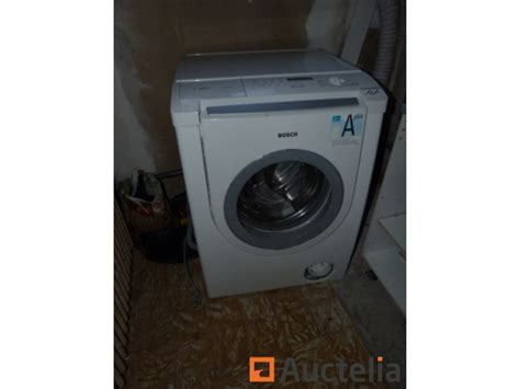 bosch washing machine earthenware sink