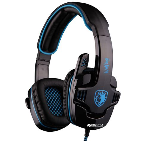 Headset Gaming Sades Wolfang Gaming rozetka ua sades sa 901 wolfang surround stereo gaming