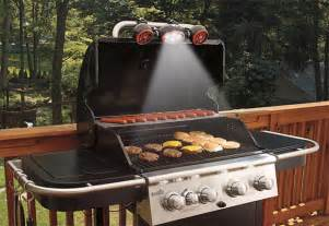 Outdoor Grill Lights 10 Awesome Barbeque Gadgets