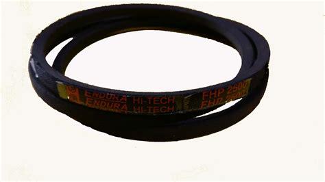 a section v belt endura hi tech brand fhp v belt fhp 2230 sparesswala