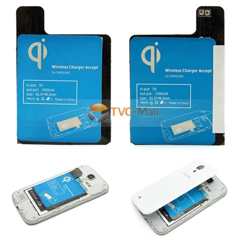 Led Lights For Kitchen Under Cabinet Lights qi wireless charger accept receiver sticker for samsung