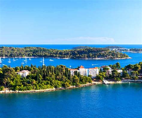 rovigno croazia appartamenti croazia mare vacanze hotel appartamenti villaggi