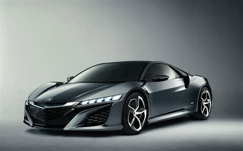 Acura Auto 2013 Acura Nsx Concept Car Wallpaper Hd Car Wallpapers