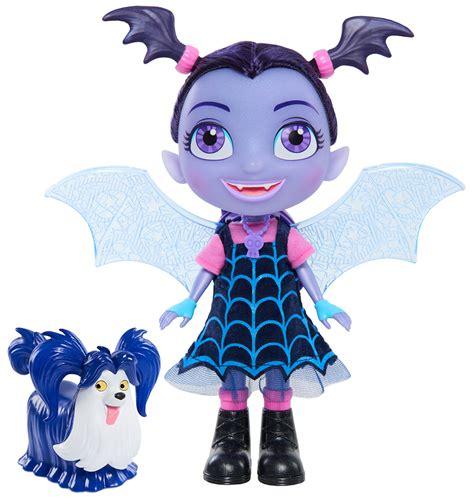 Disney Vampirina Bat tastic Talking Vampirina and Wolfie