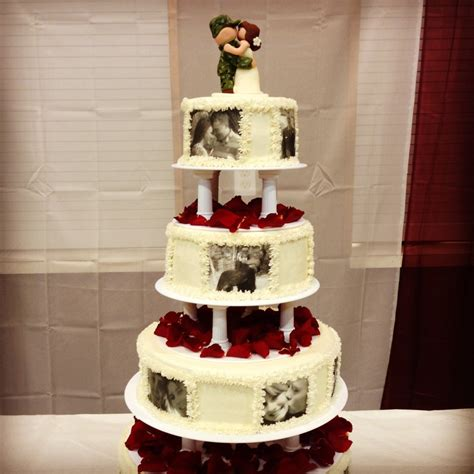 Wedding Cakes With Pictures On Them by Theme Wedding Cake Idea Home