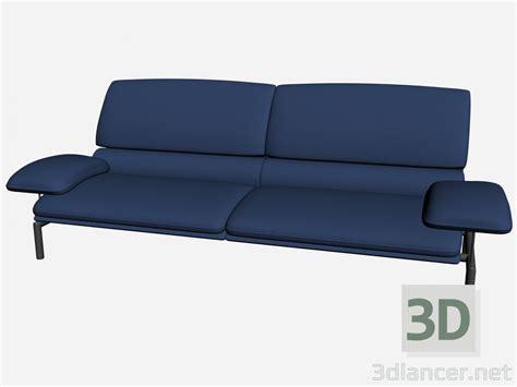 Sofa Olympic 3d model olympic sofa manufacturer il loft id 15718