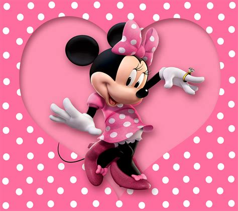 Mickey And Minnie Q0230 A3 2017 Print 3d Samsung minnie mouse wallpapers pictures images