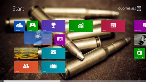 guns themes for windows 10 guns theme for windows 7 and 8 ouo themes