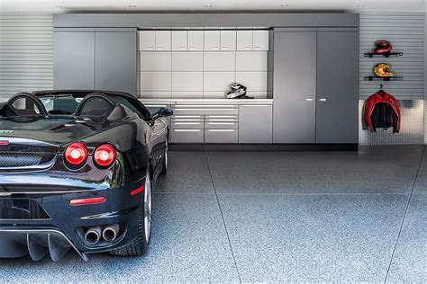 Gl Premium Garage Cabinets Garage His And Hers Garages For The House Of Bryan