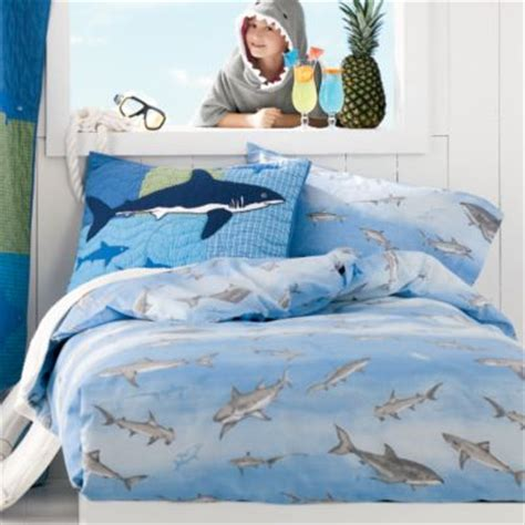 shark bedding thecompanystore coupon code sharks percale bedding