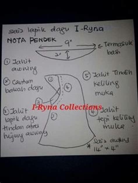 tutorial menjahit niqab 1000 images about menjahit telekung budak on pinterest