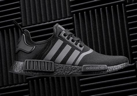 Sepatu Adidas Nmd Pitch Black Edition Premium adidas nmd black release date sneakernews