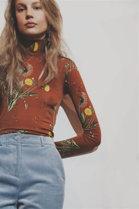 Womens Unique And Bold Clothing   topshop unique aw15 dazed