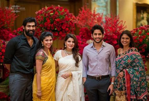 Naga Chaitanya Samantha Akkineni Marriage Get together
