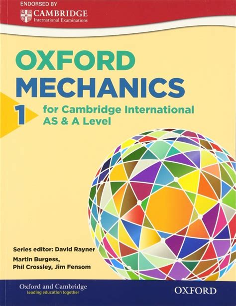cambridge international as level oxford mechanics 1 for cambridge international as a level courtney