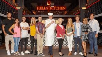 hell s kitchen australia contestants revealed