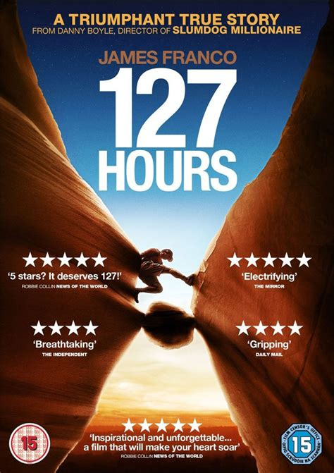 film hours news 127 hours uk dvd r2 bd rb dvdactive